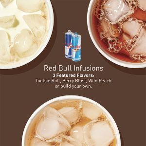 red bull infusions