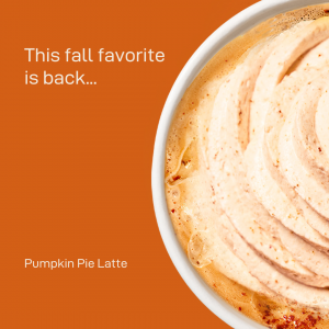 fall flavors coralville